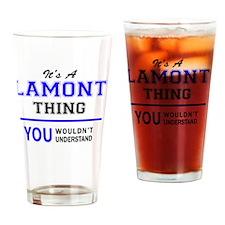 Unique Lamont Drinking Glass