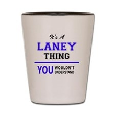 Cute Laney Shot Glass