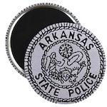 Arkansas State Police Magnet