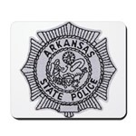 Arkansas State Police Mousepad