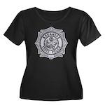 Arkansas State Police Women's Plus Size Scoop Neck