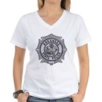 Arkansas State Police Women's V-Neck T-Shirt