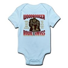 Woodbooger Bowie Knives Body Suit