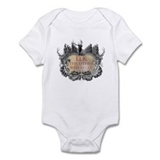 Elk the other red meat gifts Infant Bodysuit