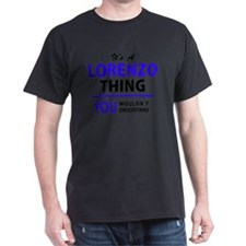 Unique Lorenzo T-Shirt