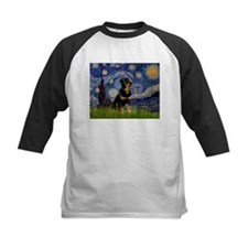 Starry Night Rottweiler Tee