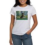 Bridge / Rottie Women's T-Shirt