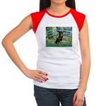 Bridge / Rottie Women's Cap Sleeve T-Shirt