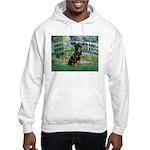 Bridge / Rottie Hooded Sweatshirt
