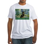 Bridge / Rottie Fitted T-Shirt
