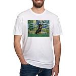 Bridge / Rottie Fitted T-Shirt