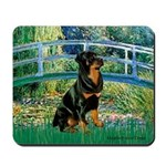 Bridge / Rottie Mousepad