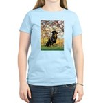 Spring / Rottweiler Women's Light T-Shirt