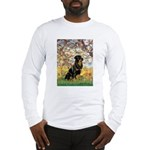 Spring / Rottweiler Long Sleeve T-Shirt
