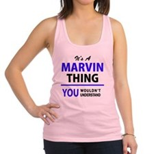 Cute Marvin Racerback Tank Top