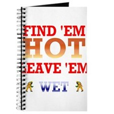 Find them Hot Journal