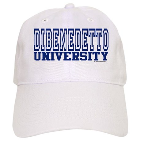 DIBENEDETTO University Cap
