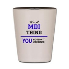 Cute Mdi Shot Glass