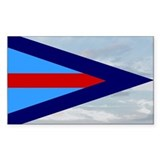 RAF Group Captain<BR> Sticker 2