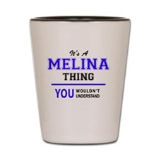 Unique Melina Shot Glass