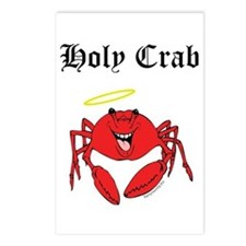 Holy Crab Postcards (Package of 8)