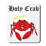 Holy Crab Mousepad
