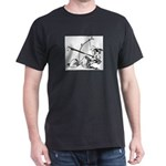 Injun Scribe Dark T-Shirt