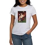 Angel #1/Rottweiler Women's T-Shirt