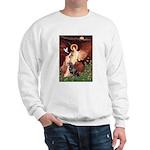 Angel #1/Rottweiler Sweatshirt