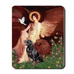 Angel #1/Rottweiler Mousepad