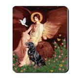 Angel #1/Rottweiler Mousepad