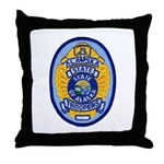 Alaska State Troopers Throw Pillow