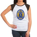 Alaska State Troopers Women's Cap Sleeve T-Shirt