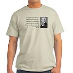 Ralph Waldo Emerson 17 Light T-Shirt