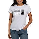 Ralph Waldo Emerson 17 Women's T-Shirt