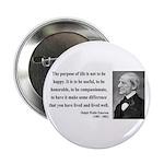 "Ralph Waldo Emerson 17 2.25"" Button (10 pack)"