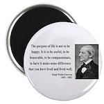 "Ralph Waldo Emerson 17 2.25"" Magnet (10 pack)"