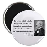 Ralph Waldo Emerson 17 Magnet