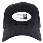 Ralph Waldo Emerson 17 Black Cap