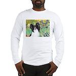 Irises & Papillon Long Sleeve T-Shirt