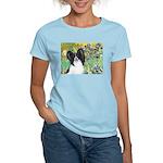 Irises & Papillon Women's Light T-Shirt