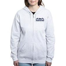 Nbt Logo Zip Hoodie