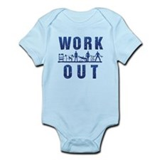 Work out Body Suit