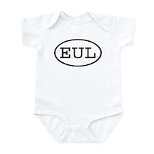 EUL Oval Infant Bodysuit