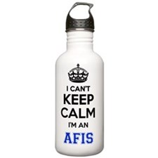 Funny Afi Water Bottle