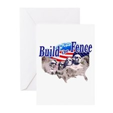 Build The Fence Greeting Cards (Pk of 10)