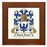 Saint-André Framed Tile