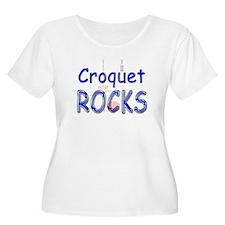 Croquet Rocks T-Shirt