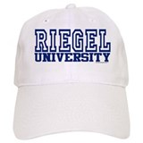 RIEGEL University Baseball Cap