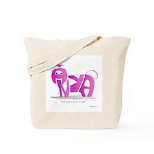 Anya Pink Shihtzu Tote Bag